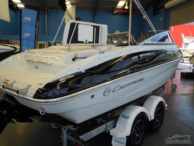 2016 CROWNLINE 19 SS