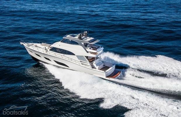 Riviera 68 Sports Motor Yacht Review