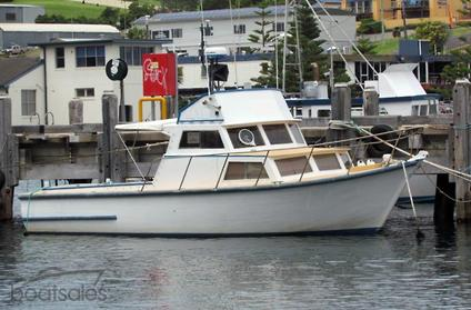 Used 1986 commercial fishing boat for sale for Used commercial fishing boats for sale